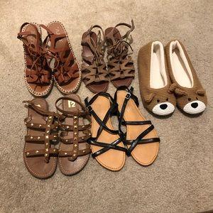 Sandal Lot